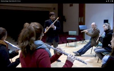 121205 Dinesh Workshop Conservatorio Malaga 02